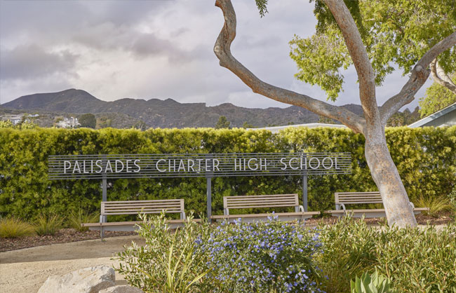 Palisades Charter High School